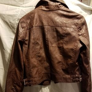joujou Jackets & Coats - Brand new Joujou leather jacket Sz.L